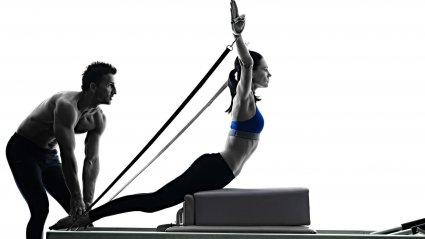 Pilates taastab kontrolli sinu keha üle